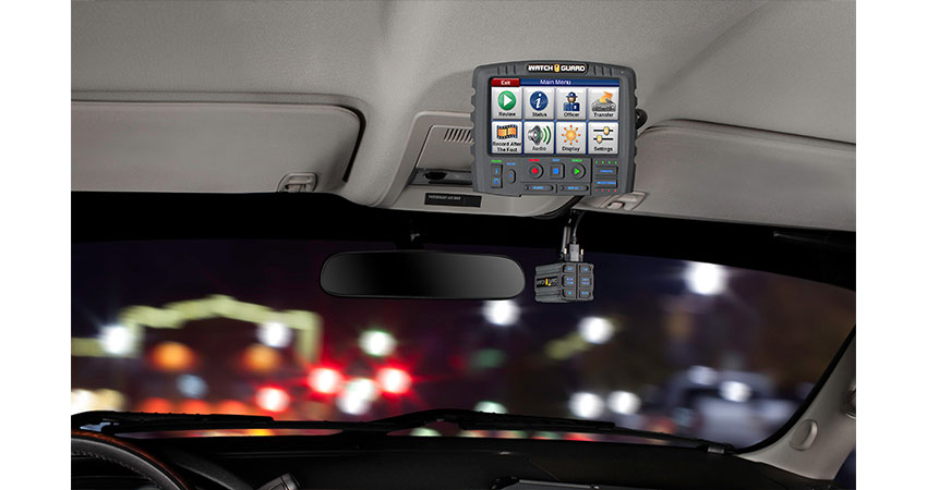 Watchguard 4re Products Traffic Security In Car